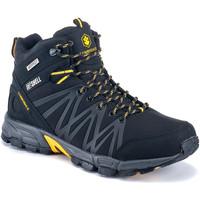 Pantofi Bărbați Drumetie și trekking Lumberjack SM38801 002 X53 Negru