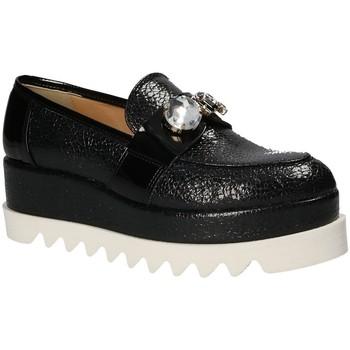 Pantofi Femei Mocasini Grace Shoes 1312 Negru