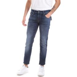 Îmbracaminte Bărbați Jeans slim Antony Morato MMDT00241 FA750240 Albastru