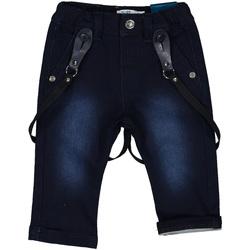 Îmbracaminte Fete Jeans slim Melby 20F0220 Albastru
