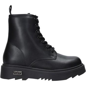 Pantofi Fete Ghete Cult LEGEND Negru