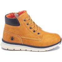 Pantofi Copii Ghete Lumberjack SB65001 003 P86 Galben
