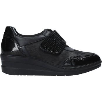 Pantofi Femei Pantofi Slip on Enval 6278100 Negru
