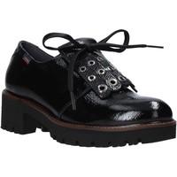 Pantofi Femei Pantofi Derby CallagHan 13434 Negru