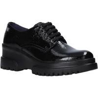 Pantofi Femei Pantofi Derby CallagHan 27201 Negru