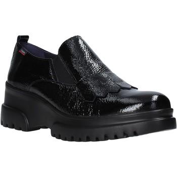 Pantofi Femei Mocasini CallagHan 27206 Negru