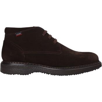 Pantofi Bărbați Ghete CallagHan 12302 Maro
