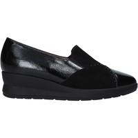Pantofi Femei Mocasini Soffice Sogno I20602 Negru
