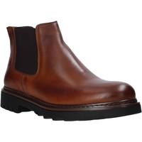 Pantofi Bărbați Ghete Exton 711 Maro