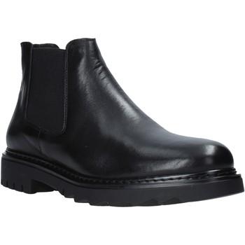 Pantofi Bărbați Ghete Exton 711 Negru