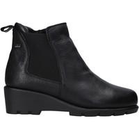 Pantofi Femei Ghete Valleverde 36184 Negru