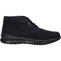Pantofi Bărbați Ghete Valleverde VL53823 Albastru