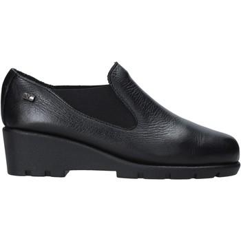 Pantofi Femei Mocasini Valleverde 36180 Negru