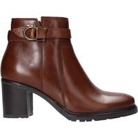 Pantofi Femei Ghete Valleverde 46084 Maro