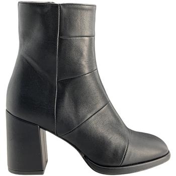 Pantofi Femei Botine Grace Shoes REY001 Negru