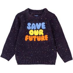 Îmbracaminte Copii Pulovere Losan 025-5001AL Albastru