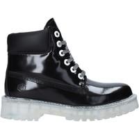 Pantofi Femei Ghete Lumberjack SW50501 006 B36 Negru