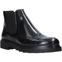 Pantofi Bărbați Ghete Exton 607 Negru