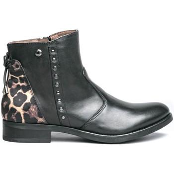 Pantofi Femei Ghete Nero Giardini I013103D Negru
