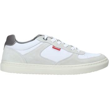 Pantofi Bărbați Pantofi sport Casual Levi's 225797 808 Alb
