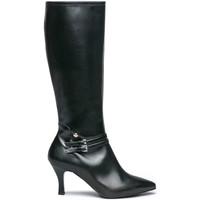 Pantofi Femei Cizme casual NeroGiardini I013476DE Negru