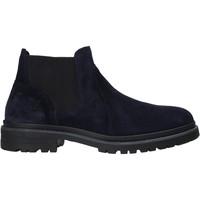 Pantofi Bărbați Ghete Valleverde 49840 Albastru