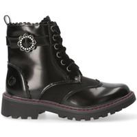 Pantofi Fete Ghete Chika 10 54216 Negru