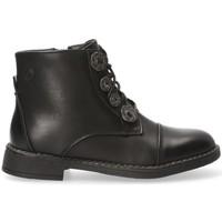 Pantofi Fete Ghete Chika 10 54214 Negru