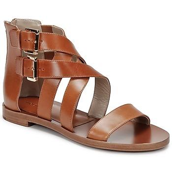 Pantofi Femei Sandale  Michael Kors ECO LUX Maro