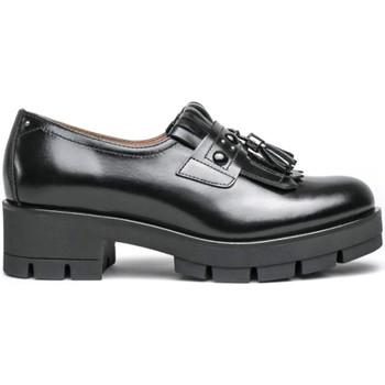 Pantofi Femei Mocasini NeroGiardini I014252D Negru