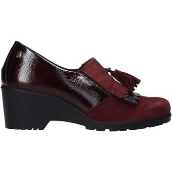 Pantofi Femei Mocasini Enval 6276322 Roșu