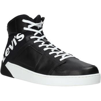 Pantofi Femei Pantofi sport stil gheata Levi's 230699 931 Negru
