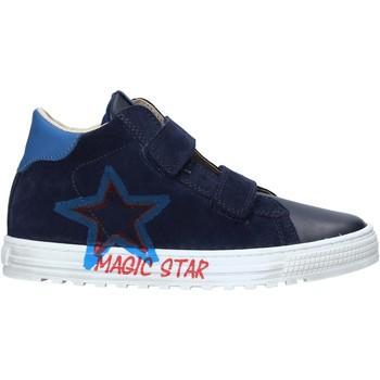 Pantofi Copii Pantofi sport Casual Naturino 2015394 01 Albastru
