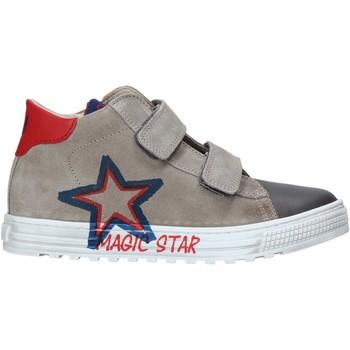 Pantofi Copii Pantofi sport stil gheata Naturino 2015394 01 Gri