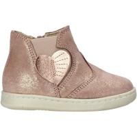 Pantofi Fete Ghete Falcotto 2501847 02 Roz