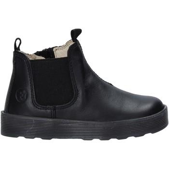 Pantofi Fete Ghete Falcotto 2501860 01 Negru