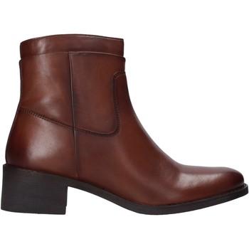 Pantofi Femei Ghete Café Noir XV123 Maro