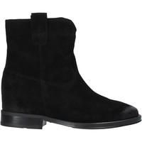 Pantofi Femei Ghete Pregunta MAA3307 Negru