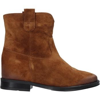 Pantofi Femei Ghete Pregunta MAA3307 Maro
