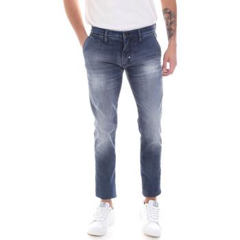Îmbracaminte Bărbați Jeans slim Antony Morato MMDT00249 FA750263 Albastru