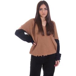 Îmbracaminte Femei Pulovere P-Jean 1X109Q Y4ZX Bej