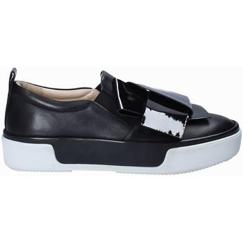Pantofi Femei Pantofi Slip on Janet Sport 41707 Negru