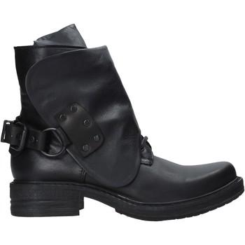 Pantofi Femei Ghete Bueno Shoes 8M1104 Negru