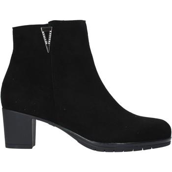 Pantofi Femei Ghete Susimoda 803081 Negru