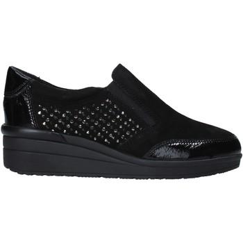 Pantofi Femei Pantofi Slip on Susimoda 8093 Negru