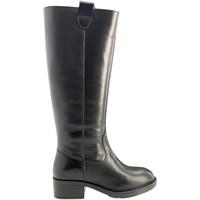 Pantofi Femei Cizme casual Apepazza F0BEATRIX02/LEA Negru