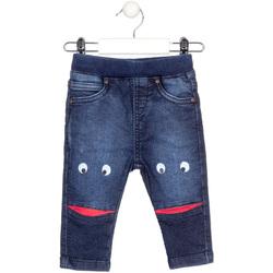 Îmbracaminte Copii Jeans slim Losan 027-6010AL Albastru