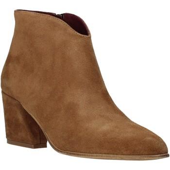 Pantofi Femei Botine Bueno Shoes 20WR5102 Maro