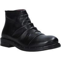 Pantofi Femei Botine Bueno Shoes 20WP2401 Negru