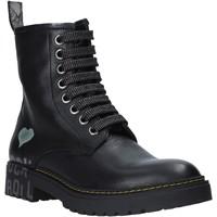 Pantofi Femei Ghete Bueno Shoes 20WR4201 Negru